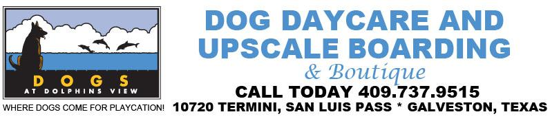 Dog Boarding, Dog Care, Galveston, (409) 737-9515